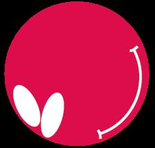 de lachende chinees logo